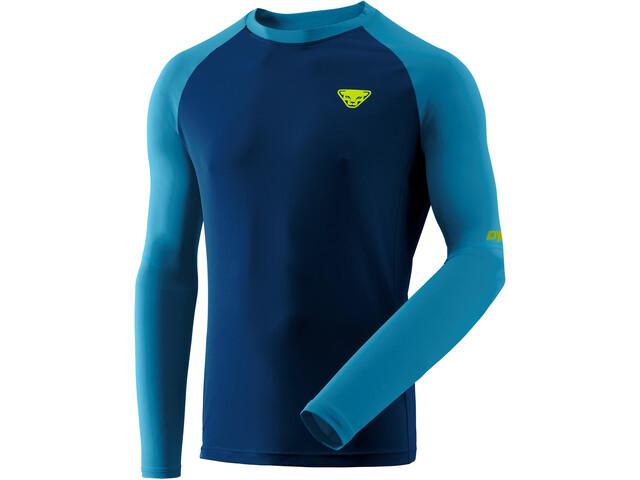 Dynafit Alpine Pro T-shirt à manches longues Homme, mykonos blue